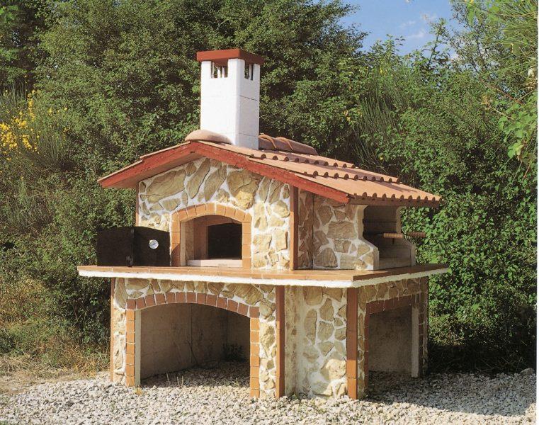 pizza in forni in muratura